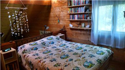 South Wellfleet Cape Cod vacation rental - Queen bed in loft