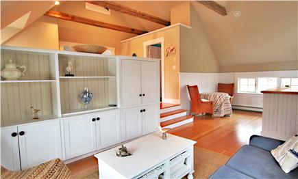 Truro Cape Cod vacation rental - Charming 2 bedroom apartment on 2nd floor of carriage house