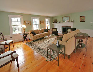 Truro Cape Cod vacation rental - Large living room to enjoy
