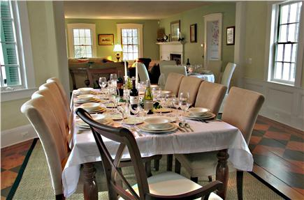 Truro Cape Cod vacation rental - Ample space to dine, visit and relax