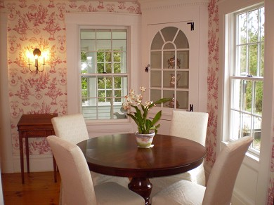 Truro Cape Cod vacation rental - Perfect for a puzzles and games or intimate dining