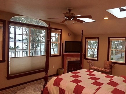 Harwich Cape Cod vacation rental - Master suite with king size bed