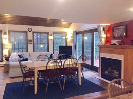 Harwich Cape Cod vacation rental - Family area