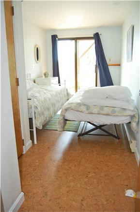 Truro Cape Cod vacation rental - BR #4 King or 2 twins (trundle)