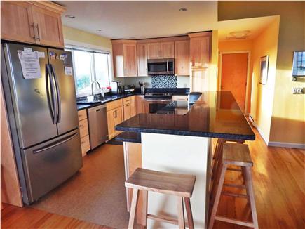 Truro Cape Cod vacation rental - Brand new kitchen