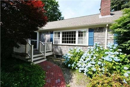 Brewster Cape Cod vacation rental - A private get-away-2-minute walk to Cape Cod Bay & Rail Trail