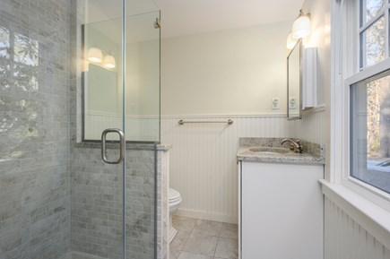 Brewster Cape Cod vacation rental - Full Bath off Main Bedroom