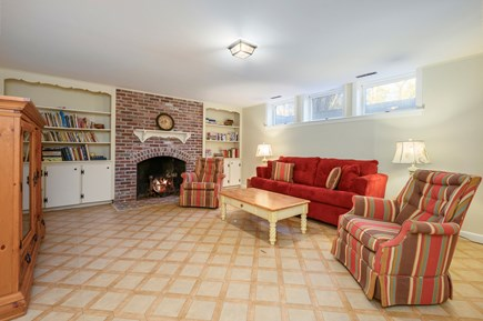Brewster Cape Cod vacation rental - Lower Level Family Room