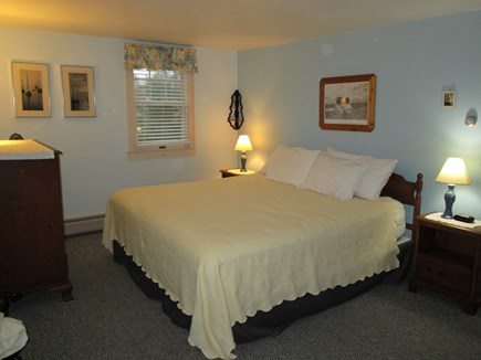 South Chatham Cape Cod vacation rental - 3rd bedroom, 2nd floor -- also king size bed