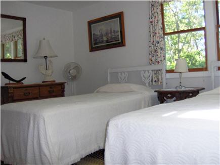 South Chatham Cape Cod vacation rental - 2nd Bedroom, 1st floor--bath across the hall