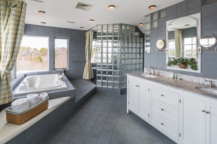 Provincetown Cape Cod vacation rental - Master Bath - in the process of being remodeled