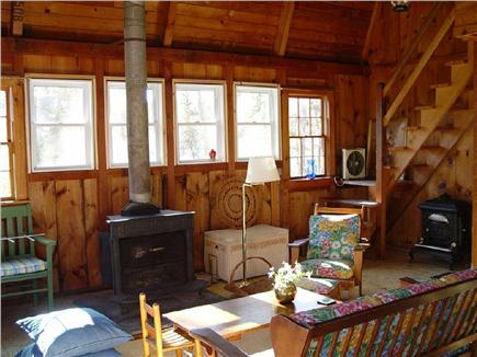 Chatham Cape Cod vacation rental - Comfortable Living room