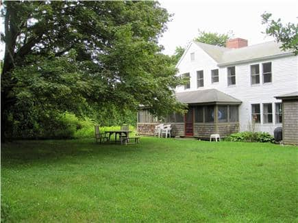 West Brewster Cape Cod vacation rental - Brewster Vacation Rental ID 12721