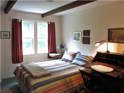 West Brewster Cape Cod vacation rental - Bright, comfortable queen bedroom