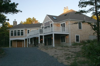 Click here to see a video of this Truro vacation rental.