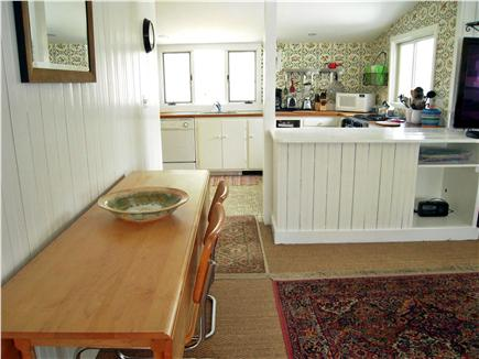 Chatham Harbor, Chatham Town Cape Cod vacation rental - ...and its own 2nd gourmet kitchen!