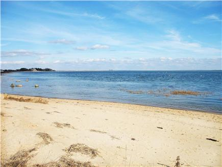 Chatham Harbor, Chatham Town Cape Cod vacation rental - Our Beach ... +Town+World-Class beaches+Lighthouse 0.5-1.5mi away