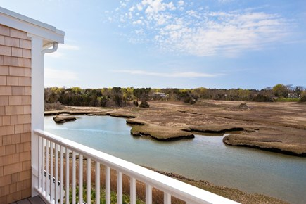 Barnstable Village Cape Cod vacation rental - 3rd floor deck
