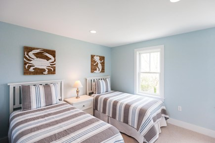 Barnstable Village Cape Cod vacation rental - Twin bedroom with an en-suite private bath with shower