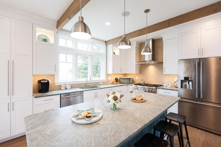 Barnstable Village Cape Cod vacation rental - Professional-grade appliances and honed granite counters
