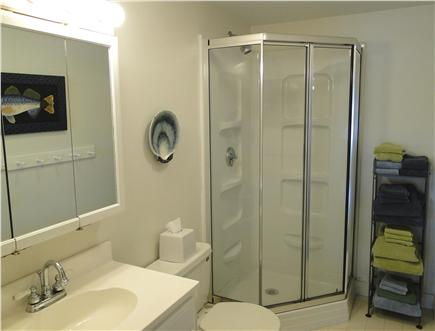 Centerville Centerville vacation rental - One of two bathrooms with showers