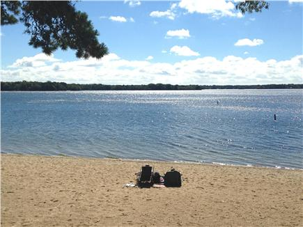 Centerville Centerville vacation rental - Popular Wequaquet Lake public beach – 1 mile away
