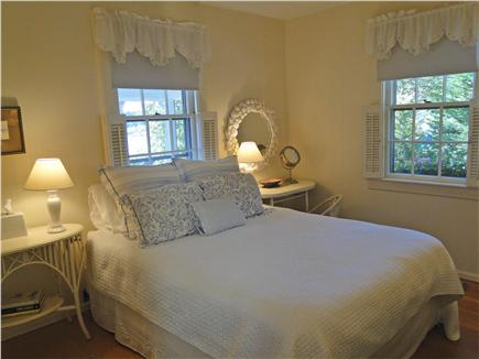 Centerville Centerville vacation rental - Queen bedroom with water views
