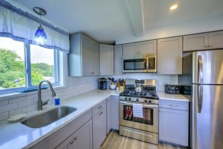 Dennis Port Cape Cod vacation rental - Brand new kitchen.