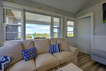 Dennis Port Cape Cod vacation rental - Views from the living room!