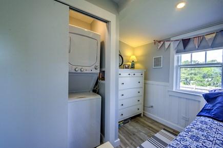 Dennis Port Cape Cod vacation rental - Washer & dryer.