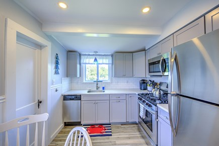 Dennis Port Cape Cod vacation rental - Fully stocked with appliances and gadgets to cook.