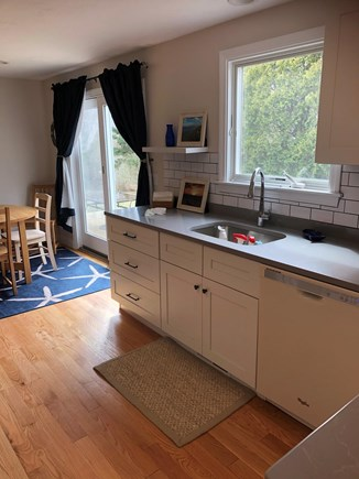 Chatham Cape Cod vacation rental - Clean, new and bright. Slider to back deck, seats 8.
