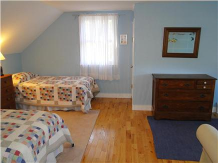 Chatham Cape Cod vacation rental - Upstairs twin bedroom with sitting area