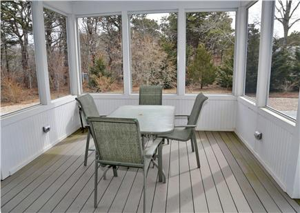 North Eastham Cape Cod vacation rental - Screened in porch