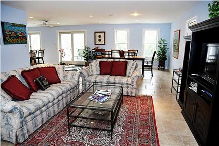 North Eastham Cape Cod vacation rental - Great room