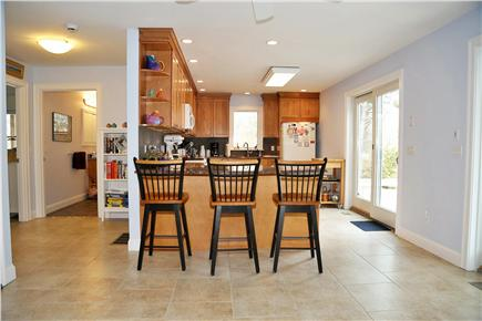 North Eastham Cape Cod vacation rental - Kitchen and kitchen bar