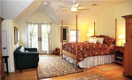 North Eastham Cape Cod vacation rental - Master bedroom suite