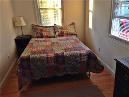 South Yarmouth AKA Bass River Cape Cod vacation rental - BR #1 downstairs with double bed