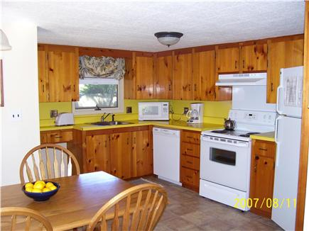 Falmouth Heights Cape Cod vacation rental - Kitchen-All updated appliances