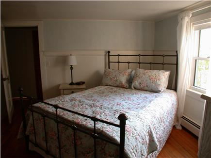 Falmouth Heights Cape Cod vacation rental - Bedroom #1 master downstairs