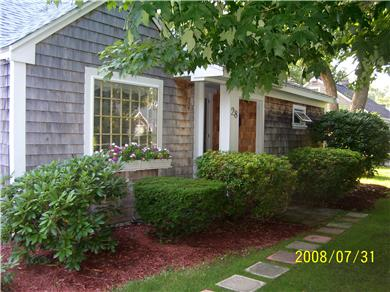 Falmouth Heights Cape Cod vacation rental - Front view