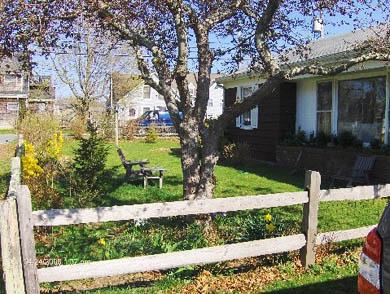 Hyannis Cape Cod vacation rental - Yard