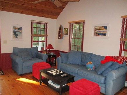 North Eastham Cape Cod vacation rental - Extra Family Room