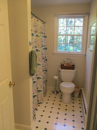 North Eastham Cape Cod vacation rental - 2nd Floor Bath (tub / shower)
