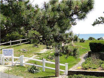Mashpee New Seabury/Popponesse Cape Cod vacation rental - Walk across the street to private pathway to Popponesset Beach