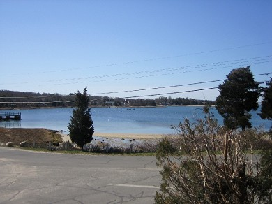 Pocasset Pocasset vacation rental - Town boat ramp and harbor right across the street