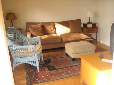 Pocasset Pocasset vacation rental - Den/TV room