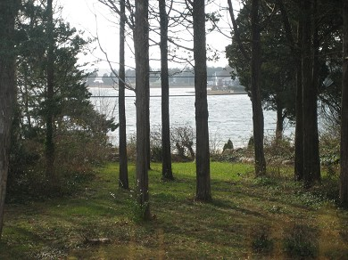 Pocasset Pocasset vacation rental - View from dining room