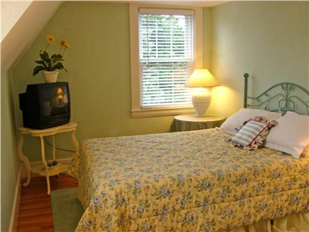 West Yarmouth Cape Cod vacation rental - Queen bedroom with television