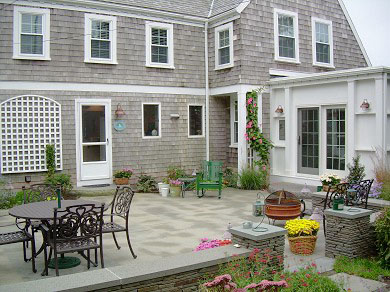 West Yarmouth Cape Cod vacation rental - Terrace for family entertaining